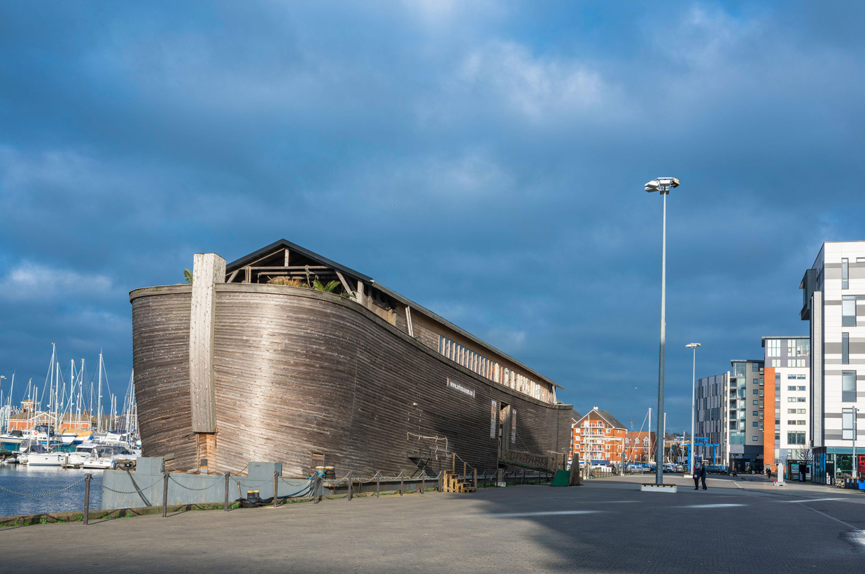 Noah's Ark replica faces costly dilemma of biblical proportions Photo