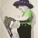 Image for the Tweet beginning: Challenging gender stereotypes in childhood:
