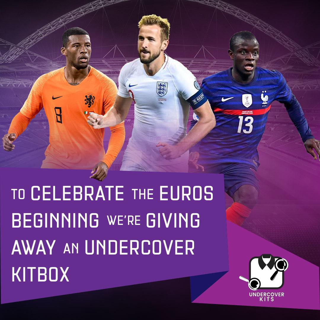 To celebrate the beginning of the Euros we're doing a guaranteed International kitbox giveaway! 👕🚚 #EURO2020  To enter simply👇🏽 🔃 RT & follow us. https://t.co/aph0Jxjkfo