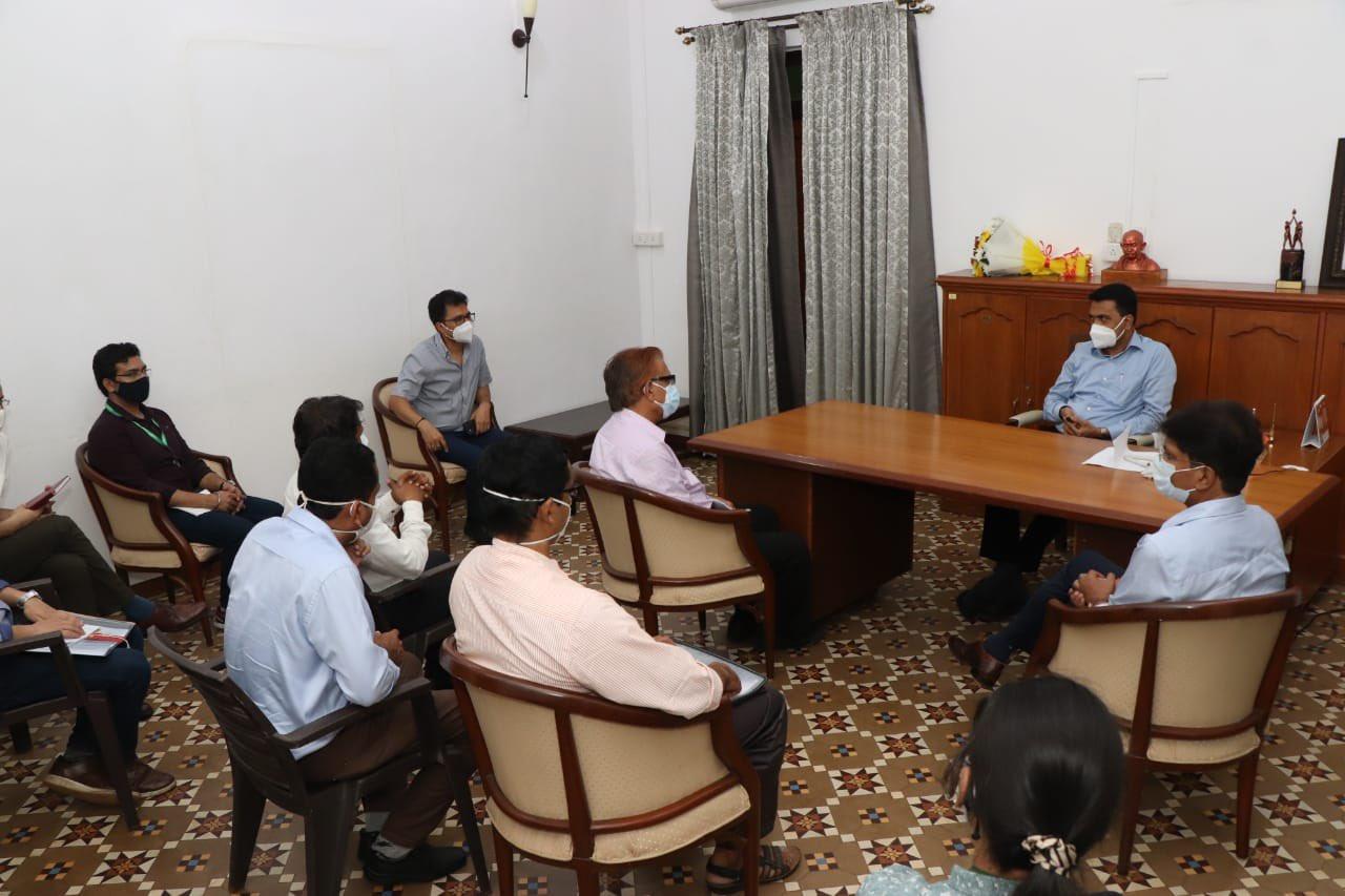 गोवा में 21 जून तक कर्फ्यू बढ़ाया गया