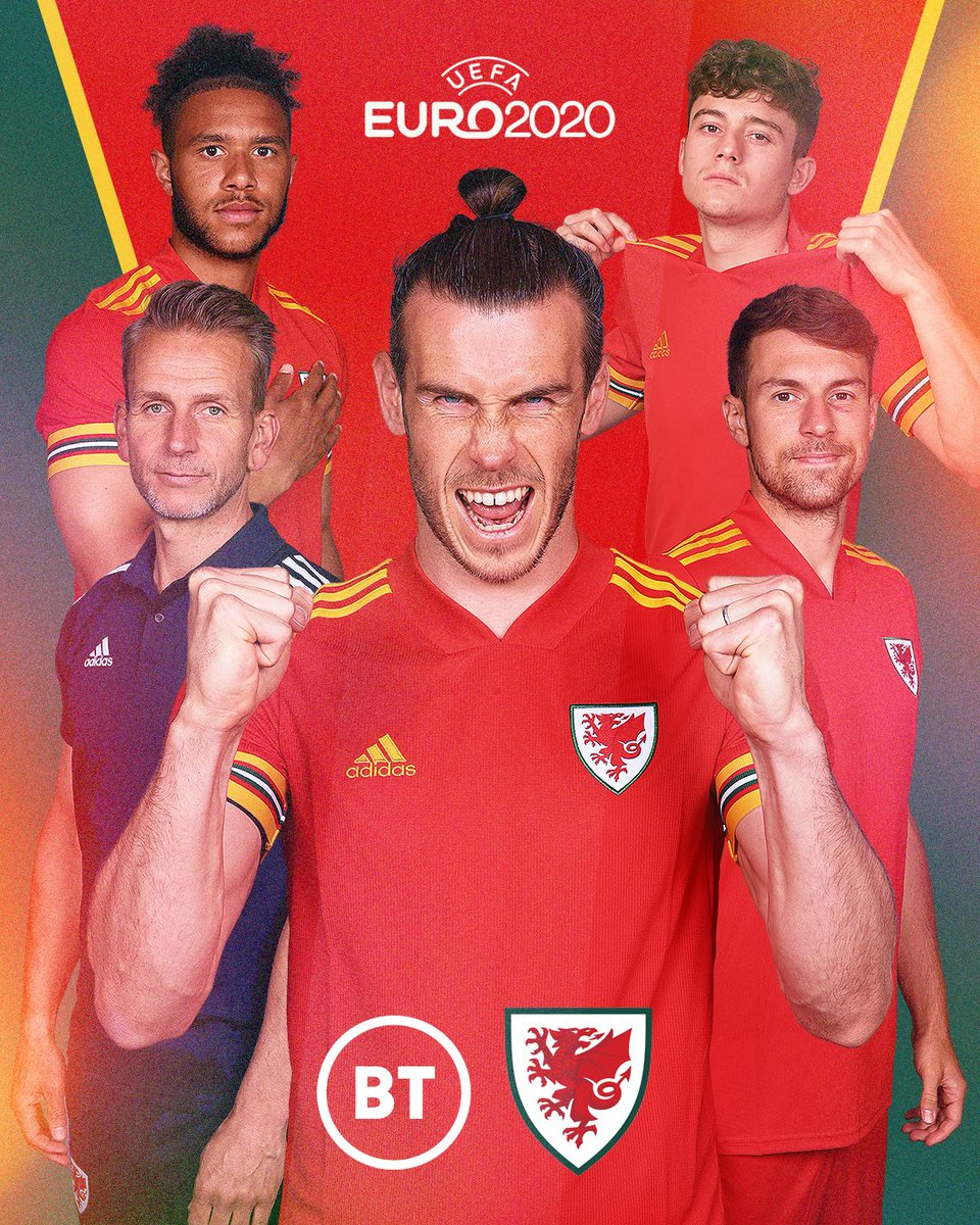 Good luck to Wales in their #EURO2020 opener vs Switzerland this afternoon! 🏴🙌  #WAL #TogetherStronger https://t.co/sGS1PlHgSV