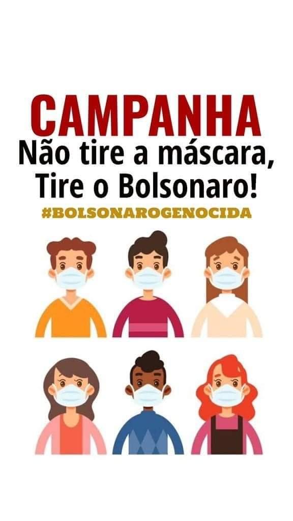 Bom dia Esquerda... #useMascara https://t.co/P5R1F7r711