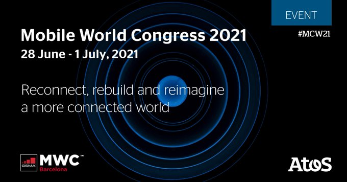 [#MCW21] Mobile World Congress is back for its 2021 edition! Connected Impact is the...