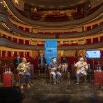 Image for the Tweet beginning: 📻 El músico #GermmánLópez participa