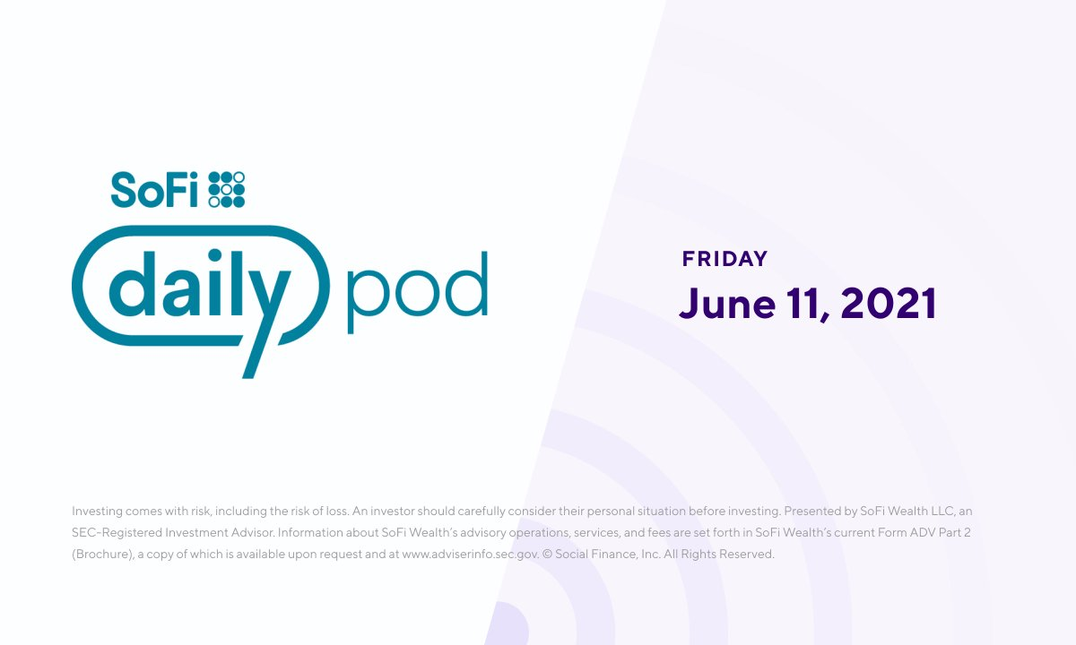 test Twitter Media - 📢 #SoFiNews Update: ⬆️ The Consumer Price Index jumped 5% in May 🎮 @Microsoft is developing their own streaming and gaming hardware ✈️ @United Airlines eyeing a massive @Boeing MAX jets order  Want more news? Check out our daily podcast in the SoFi app: https://t.co/HaIeIWjwJm https://t.co/5QDxUrv0kc
