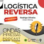 Image for the Tweet beginning: Novo episódio do podcast Ondas