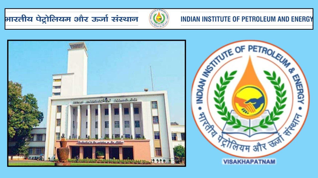 IIPE Faculty Recruitment 2021 – Regular, Visakhapatnam, Andhra Pradesh, India