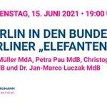 Image for the Tweet beginning: Kommenden Dienstag bin ich bei