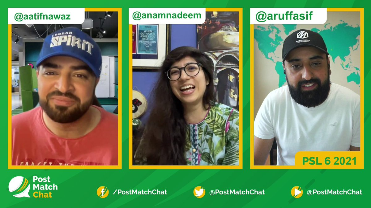 Multan edged out Karachi and Lahore held off Peshawar. Join @AnamNadeem, @AatifNawaz and @AruffAsif at they break down all the action from the #HBLPSL6's first double header since resumption. #MatchDikhao WATCH EPISODE HERE: https://t.co/xj3KCPDU3l https://t.co/skao2GdFYO
