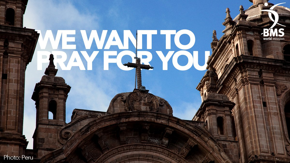 test Twitter Media - We know God does amazing things through our prayers.  We also know that God is calling us, the BMS team, to pray for our amazing supporters, which is why we want to hear from you! Let us know below or drop us a direct message if you would like us to pray. 🙏💜 https://t.co/aMuU6Jjsis