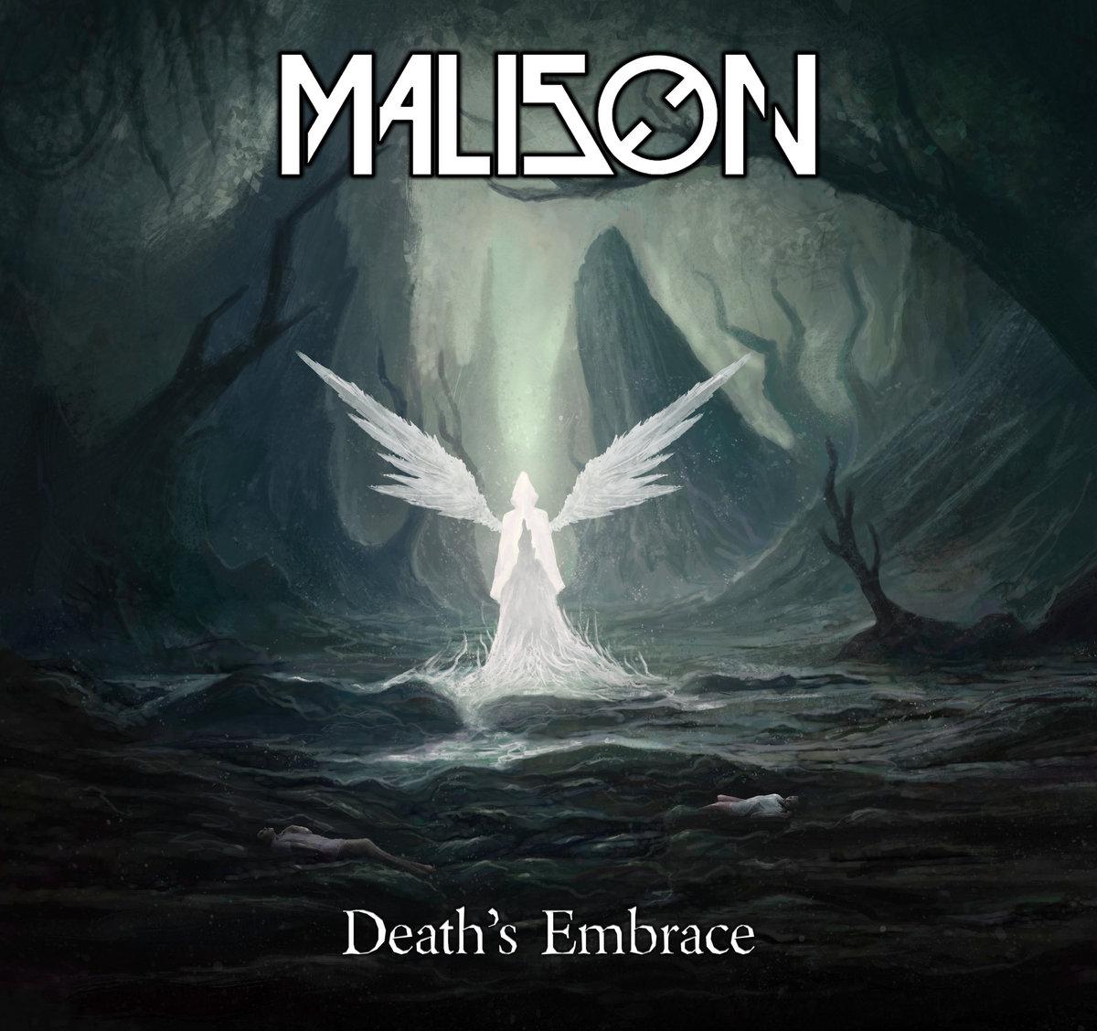 "Hear heavy metal torchbearers @TeamMalison become reborn on their sophomore album, ""Death's Embrace."" https://t.co/Rq35r2Lpdc #Malison #heavymetal https://t.co/dRIOi625WN"