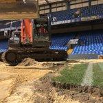 Image for the Tweet beginning: Good progress at Stamford Bridge