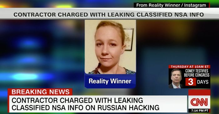 @RepSwalwell Trump's weaponized leak investigation put #RealityWinner in prison four years ago. You lost your privacy, but she lost her freedom. It would do wonders for her cause if a sitting member of Congress advocated for her.  #SayHerName  #PardonRealityWinner  #Clemency4Reality https://t.co/dbeYyXMy2v