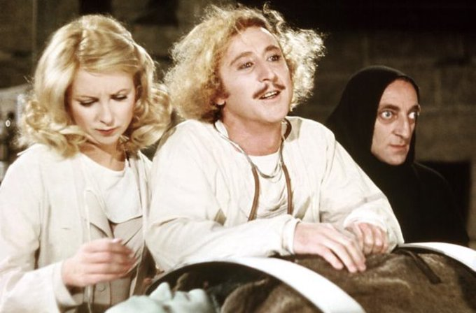 Happy Birthday to the late Gene Wilder, the absolute greatest
