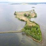 小島の島主になれる!?1億8千万円でデンマークの小島が丸ごと買える!