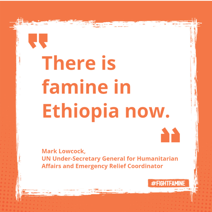 """""""The worst can still be avoided if we act to help Tigray now.""""   -- @UNReliefChief on the worsening humanitarian situation in the Tigray region.   The UN is calling for more funding & unobstructed access to help those in need. https://t.co/0lLn0l21Jz https://t.co/Tl9ARoMpo4"""