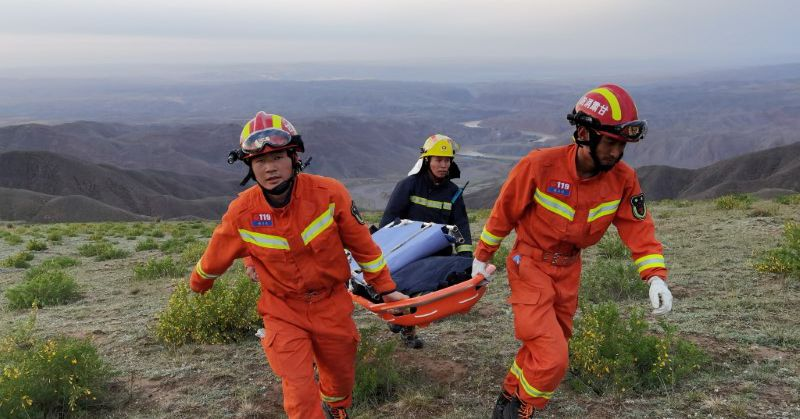China punishes 27 officials after deadly ultramarathon kills 21 participants Photo