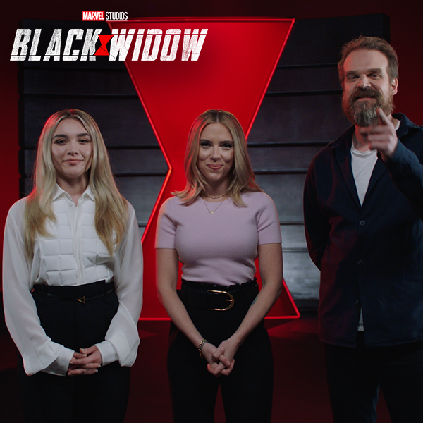 🚨 IT'S GO TIME 🚨 Tickets and pre-orders are available now for Marvel Studios' #BlackWidow. Experience it July 9. https://t.co/sHNTjtkdSk https://t.co/tmCOUbuDix