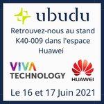 Image for the Tweet beginning: Retrouvez nous au #vivatech2021 à