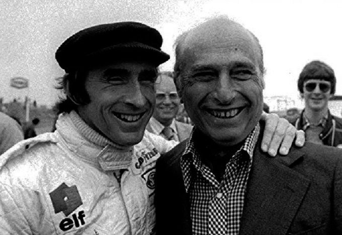 Happy Birthday, Sir Jackie Stewart!!!