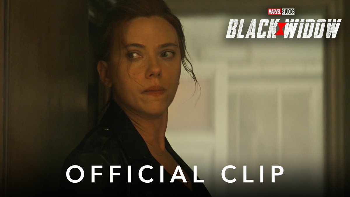 Natasha and Yelena: 🏃♀🏃♀ Check out this official clip from Marvel Studios' #BlackWidow and get tickets or pre-order to experience it July 9. https://t.co/sHNTjtkdSk https://t.co/lJREE9S2xI