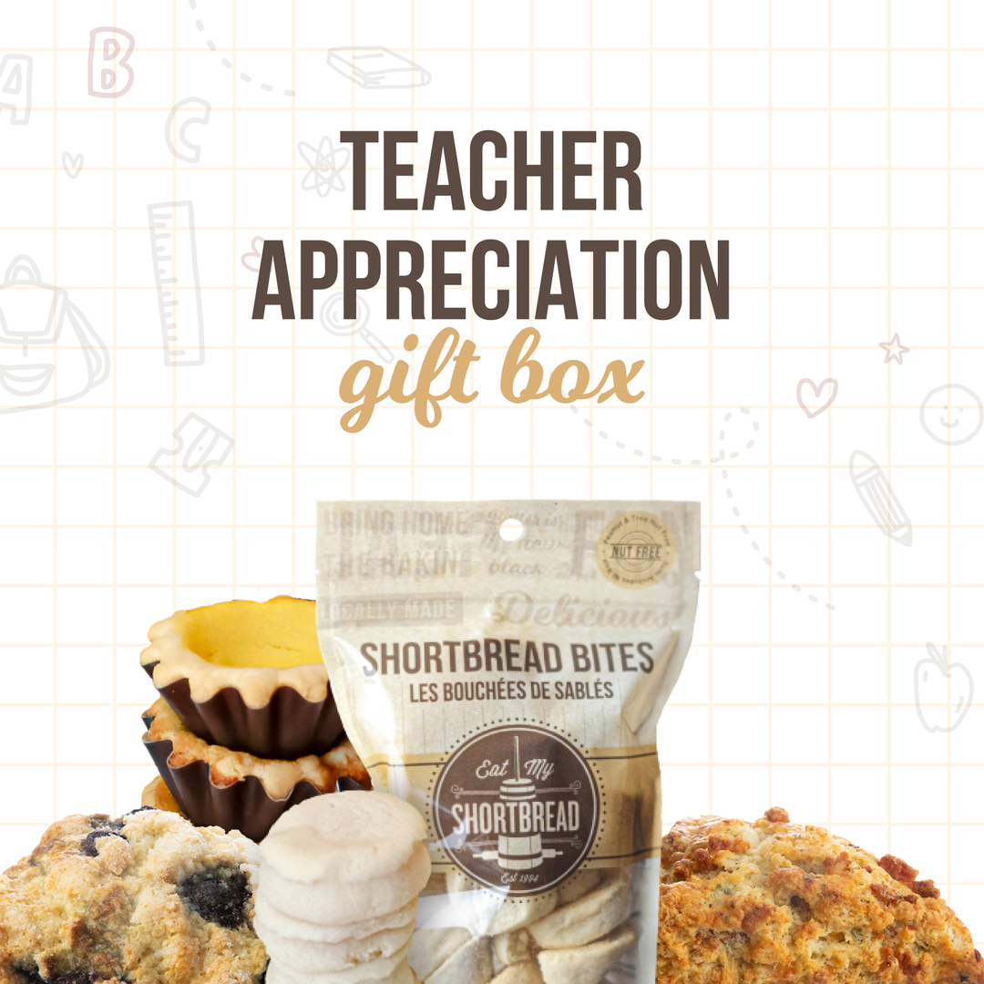 Today is the day that our Teacher Appreciation boxes go live!!   Say thank you with baked goods. (Might as well get one for yourself too, celebrate that this virtual school year is almost over!) https://t.co/MPxvEKgVGw