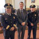 Image for the Tweet beginning: Today, Mayor Robert F. Sullivan