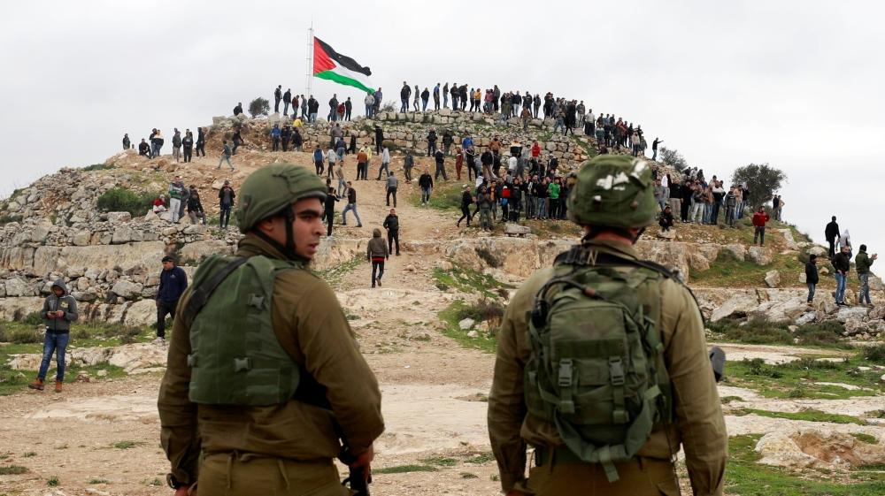 Israel forces kill Palestinian teen at occupied West Bank protest Photo