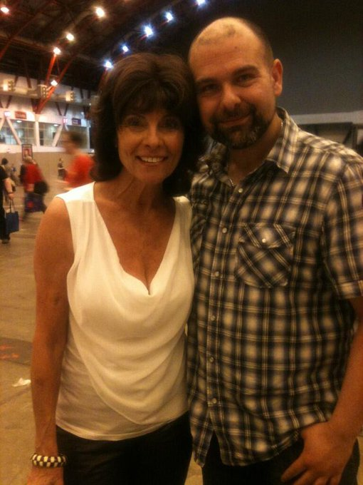 Happy 76th birthday to the amazing and talented Adrienne Barbeau. A legend in every sense of the word!