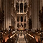 Reigniting the spirit of the 900-year-old @Nrw_Cathedral through the magic of light & Lutron. @Speirsmajor configured dynamic light layers through luminaires & soft hues to accentuate the cultural elements. See how Lutron elevates spiritual wellbeing: https://t.co/IfljZArgRZ