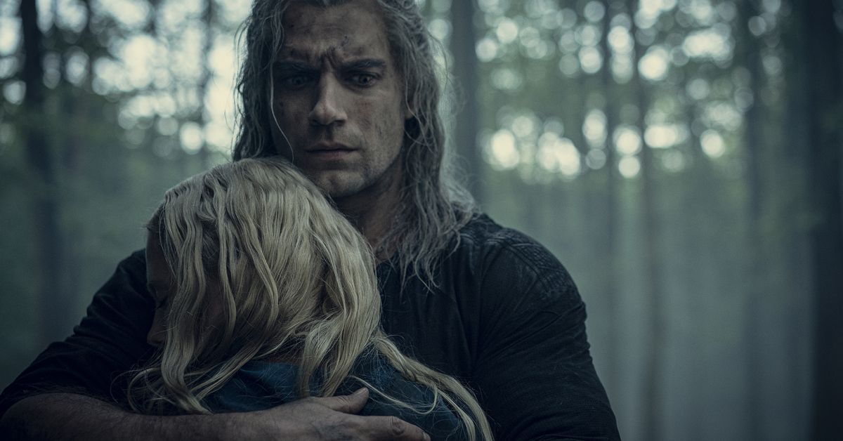 Here's an incredibly brief first tease of The Witcher season 2 on Netflix Photo
