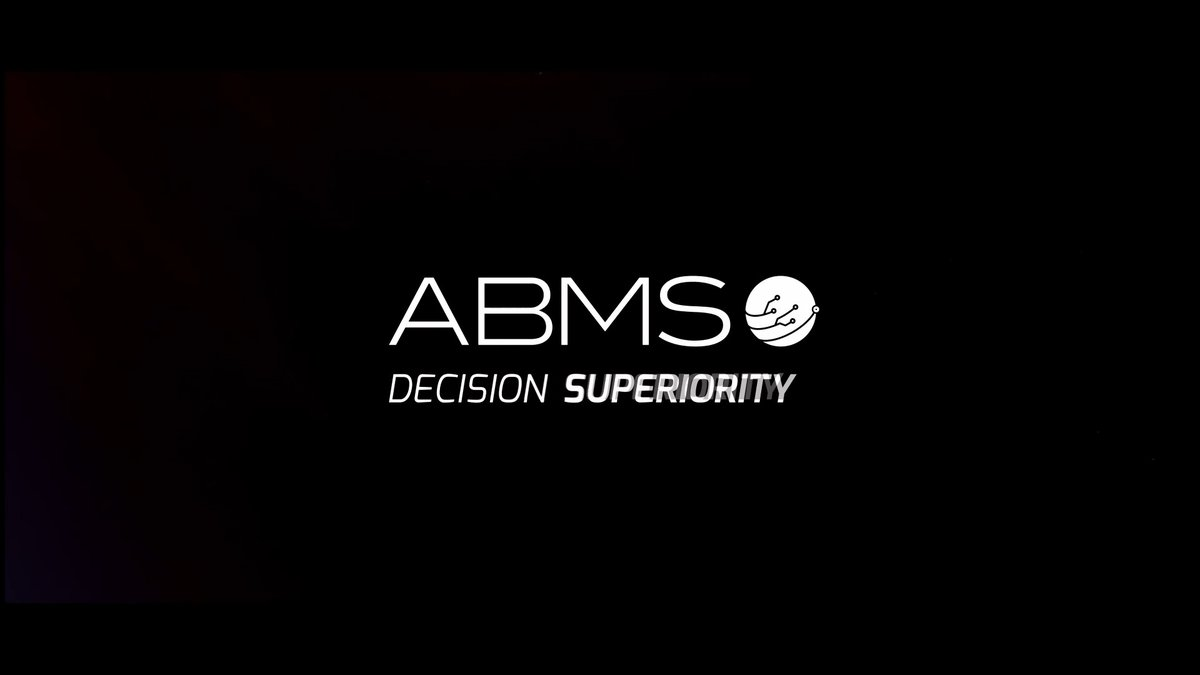 #ABMS will deliver decision superiority to the @usairforce & @SpaceForceDoD.   This is all-domain command and control.  #JADC2 #AccelerateChange https://t.co/JWkxtU7P7N