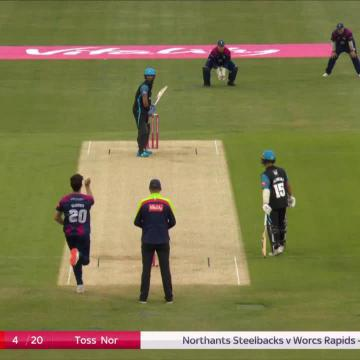 From 18 off 17 to 52 off 28. Moeen Ali is so entertaining to watch! #T20Blast https://t.co/rPCrNmIJsd