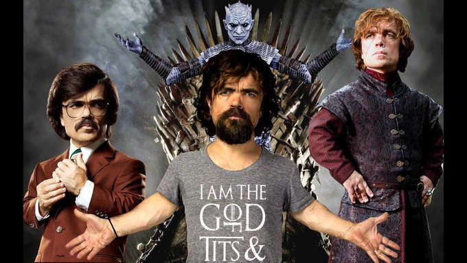 Happy 52nd birthday to Peter Dinklage!