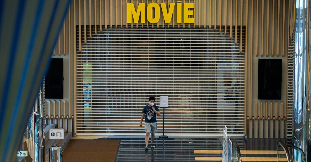 China's Censorship Widens to Hong Kong's Vaunted Film Industry, With Global Implications Photo