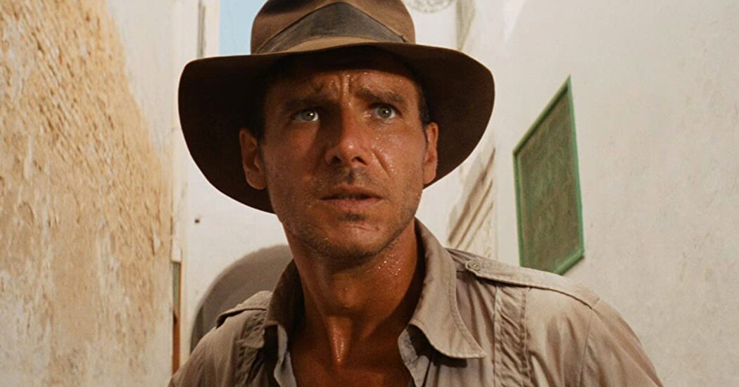 Four Secrets About 'Raiders of the Lost Ark' Photo