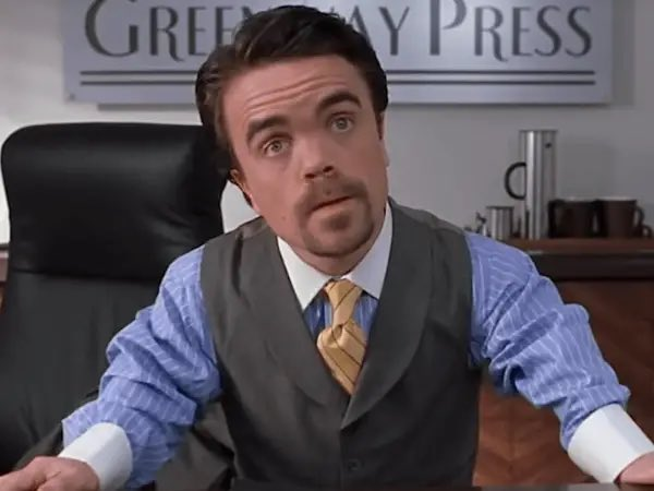 Happy birthday, Peter Dinklage, or as my mom knows you, hey! It s that guy from Elf!