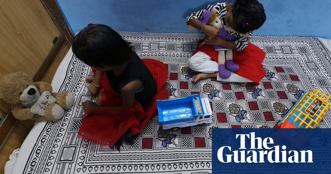 'My dream was buried': the children of India orphaned by Covid Photo