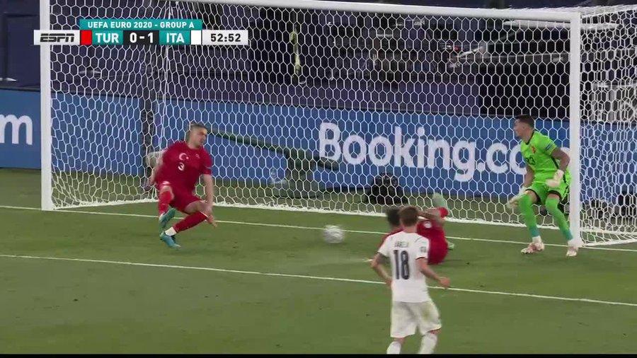 EU-Fußball: Genießen sie das Wort Gol nach so langen pausen----