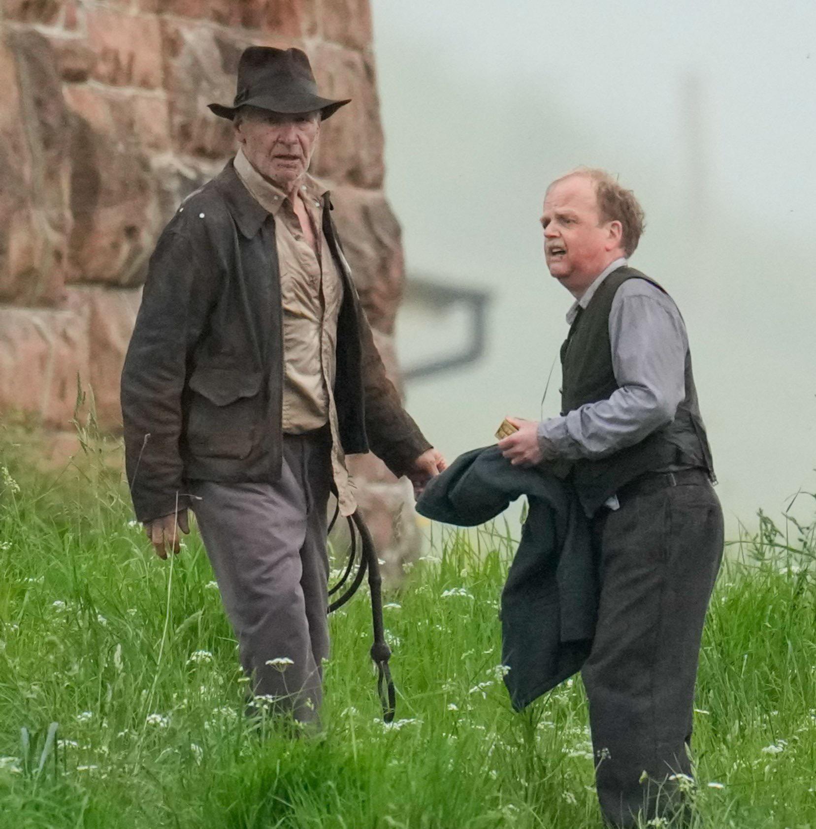 Indiana Jones 5 [Lucasfilm - 2022] - Page 6 E3oTPwSWYAgRp5t?format=jpg&name=large