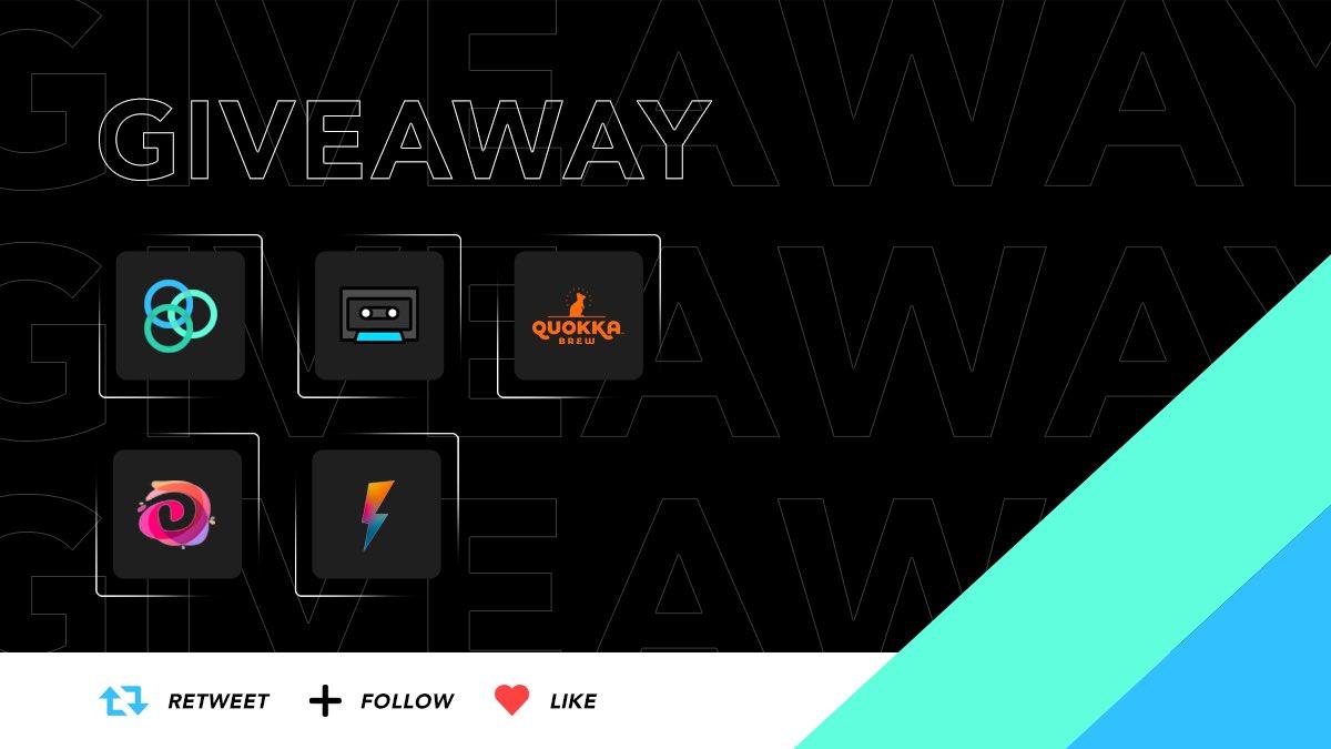 HUGE GIVEAWAY! 🥳   LOTS of Prizes before the weekend  1x Quokka v2 launch pack + FNF t-shirt 1x Analog key 1x Dawn free month  5x Poseidon Beta  10gb Surge Residential   ✅ Follow @BoroInc, @QuokkaBrew , @AnalogAIO , @SurgeProxies , @DawnedGG  🔄 Retweet this Tweet  Good Luck 🥂 https://t.co/EnaUe8cqKT