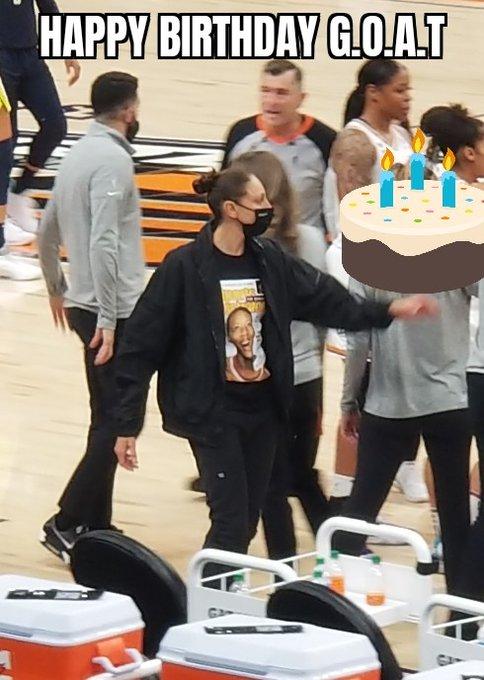 Happy birthday Diana Taurasi