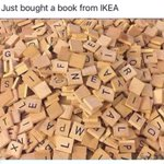 Image for the Tweet beginning: This month's IKEA Book Club