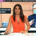 Image for the Tweet beginning: Cristina Saavedra Pene amputado