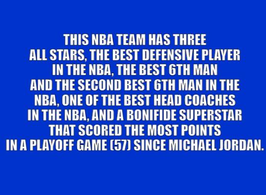 Who are the Utah Jazz? https://t.co/jrPCrtAleZ