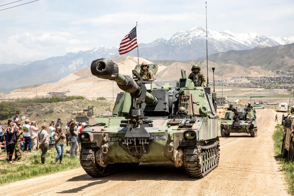 This year marks 246 years of #America's Army courageously protecting our nation.  No matter the challenges we face as a nation, our #Army will always be there when needed.  📸 by Ileen Kennedy  #ArmyBday https://t.co/A8UhVBGjJN
