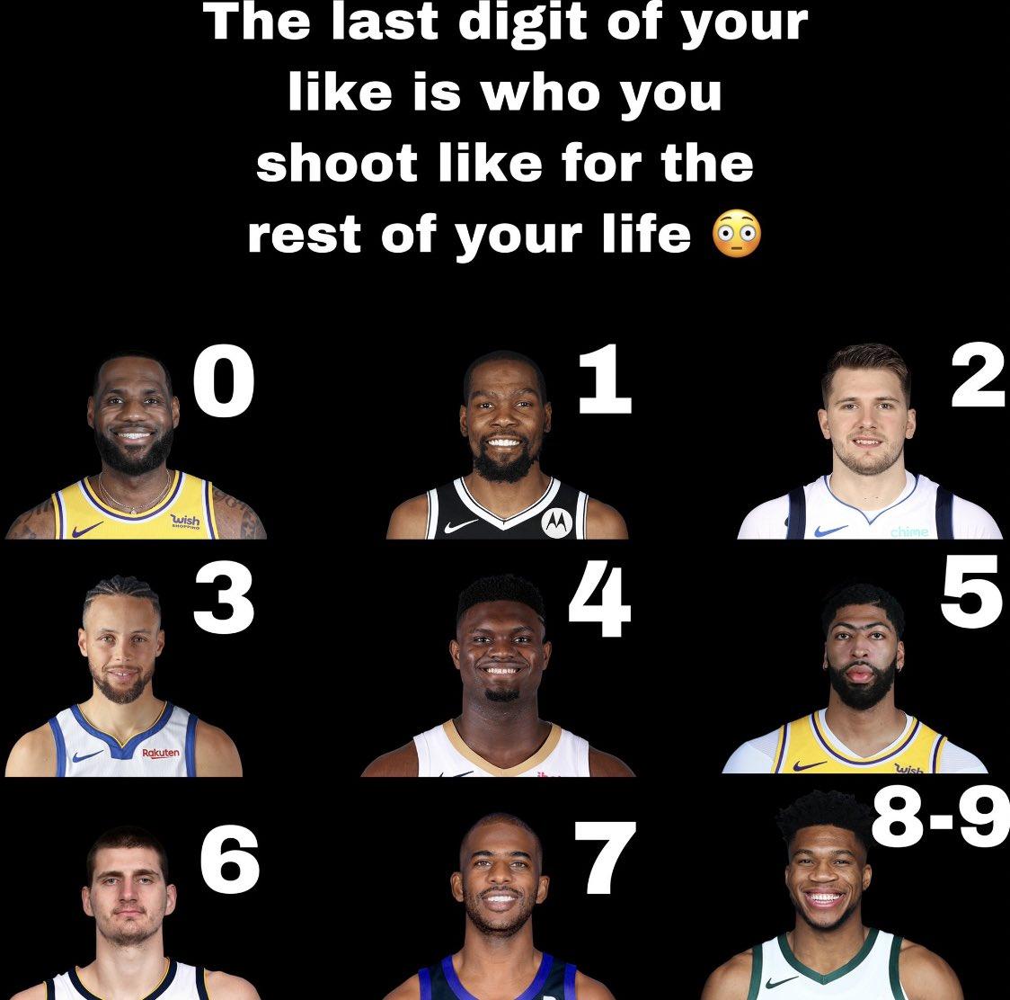 Who y'all shooting like? 😭 https://t.co/mGHlVAj4kR