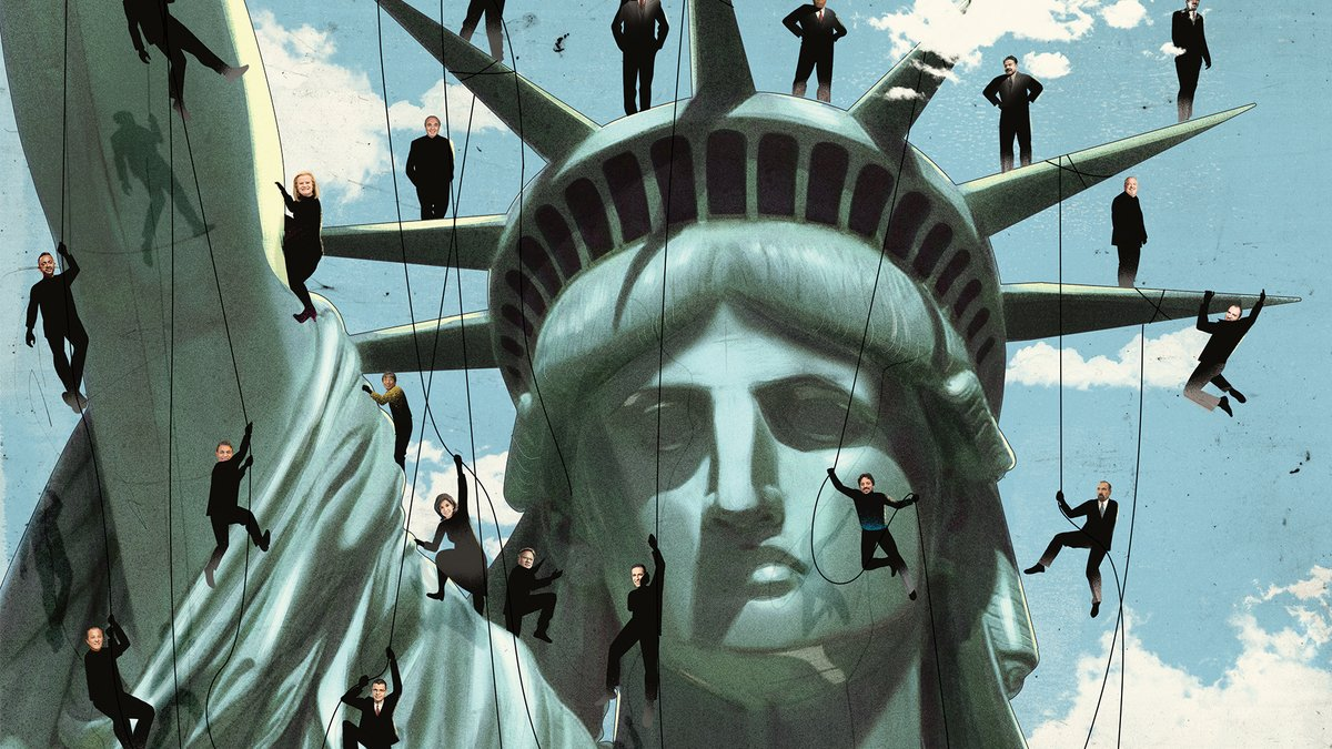RT @Forbes: Here's why the U.S. is losing immigrant entrepreneurs to other nations: