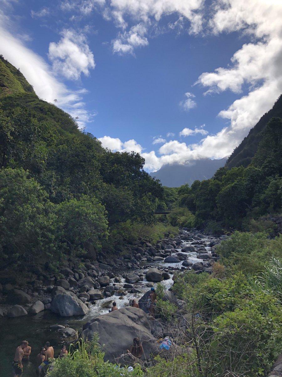 test Twitter Media - Warm aloha Friday and Iao Valley. #CMWeather #Maui #IaoValley #MagicalMaui #AlohaFriday https://t.co/DkWRjAlFEi