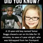 Image for the Tweet beginning: Now this is a hero!